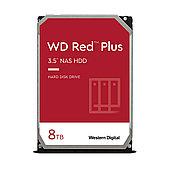"""Жесткий диск HDD 8 Tb Western Digital Red Plus WD80EFBX 3.5"""" 7200rpm 256MB"""
