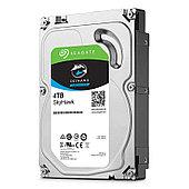 "Жёсткий диск HDD 4 Tb Seagate SkyHawk ST4000VX013 3.5"" 5900rpm 256Mb"