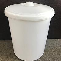 Баки Пищевые ( плотный пластик) 35 л