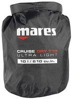 Гермомешок Mares Cruise Dry T-Light 10 л черный