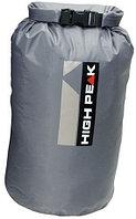 Гермомешок High Peak Dry Bag S 7 л серый
