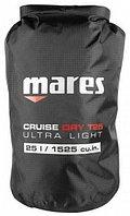 Гермомешок Mares Cruise Dry T-Light 25 л черный