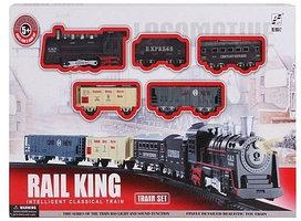 LCF Railway Series Грузовой поезд 4 вагона 967677