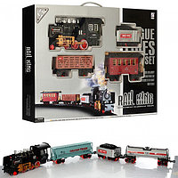 LCF Rail King Ретро поезд 3 вагона Серия A 1028347