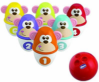 Chicco Боулинг Monkey Strike 2 в 1 Fit&Fun 18м+ 635781