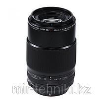 Объектив Fujifilm XF 80mm f/2.8 R LM OIS WR Macro