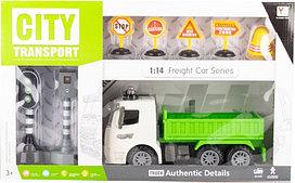 Набор игрушек DIY Грузовик с аксессуарами 98-525A 1153945