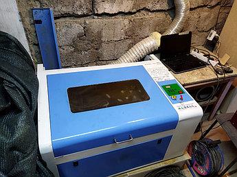 Лазерный станок 6040 40вт м2