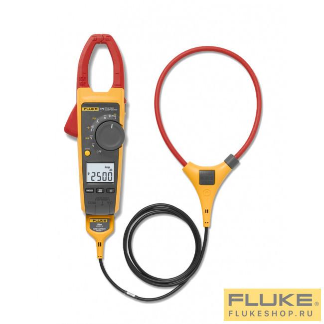 FLUKE 376 Клещи токоизмерительные