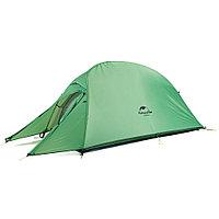 Палатка 1-местная NatureHike NH18T010-T Ultralight Cloud up-1 зеленая, фото 1