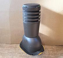Вентиляционный выход для металлочерепицы  ECO KBN СуперМонтерей 125 Коричневый (8019)