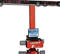 Стенд для регулировки развала-схождения 3D X-712 (LAUNCH)