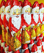 Шоколадный Дед Мороз (Санта Клаус)