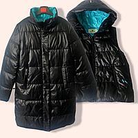 Зимнее пальто с жилетом для девочек L.C.Janiee
