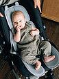 """Детский матрас в коляску дышащий 3D матрасик Leokid Newborn Cotton """"Slate"""", фото 2"""