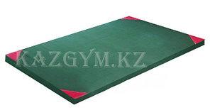 Гимнастические маты (100х200х10 см), брезент