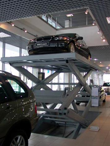 Автомобильные лифты, автоматические парковки, парковочные платформы