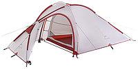 Палатка 4-местная NatureHike Hiby NH19ZP005 40D серая, фото 1