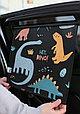 """Солнцезащитная шторка в автомобиль  Leokid """"Hey Dino"""" (50*50), фото 2"""