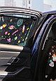"""Солнцезащитная шторка в автомобиль  Leokid """"Hey Dino"""" (50*50), фото 4"""