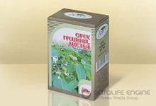 Орех грецкий, листья 50гр