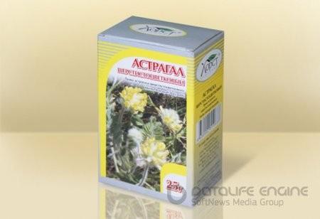 Астрагал, шерстистоцветковый, трава 25гр