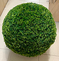 Искусственный самшит, шар (можжевельник) без кашпо, D40 см, фото 1