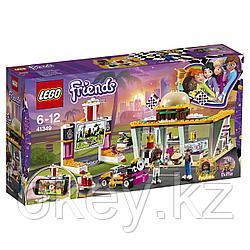 LEGO Friends: Передвижной ресторан 41349