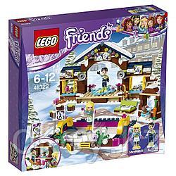 LEGO Friends: Горнолыжный курорт: Каток 41322