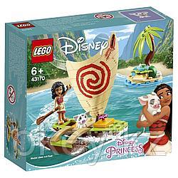 LEGO Disney Princess: Морские приключения Моаны 43170