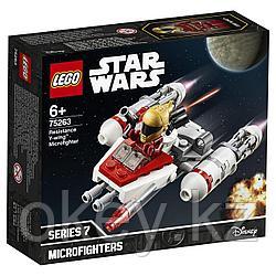 LEGO Star Wars: Микрофайтеры: Истребитель Сопротивления типа Y 75263