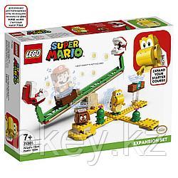 LEGO Super Mario: Мощная атака Растения-пираньи 71365