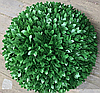 Искусственный самшит, шар (горец) без кашпо, D70 см