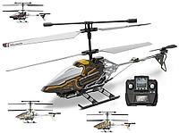 Sky Eye: 3-х канальный радиоуправляемый вертолёт Скай Ай с камерой (SilverLit, США)
