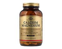 Витамины Solgar Calcium Magnesium 250 таб