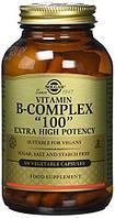 Витамины Solgar B-Complex 100 100 капс