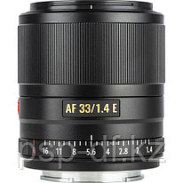 Объектив Viltrox AF 33mm f/1.4 Lens для Fuji