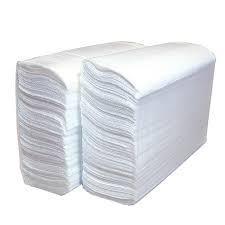 Бумажные полотенца V укладки