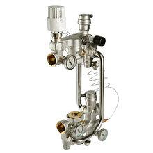 Насосно-смесительный узел для теплого пола VALTEC COMBI 180мм