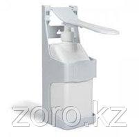 Медицинский локтевой дозатор (диспенсер санитайзер турецкий) для антисептика и жидкого мыла 1000 мл