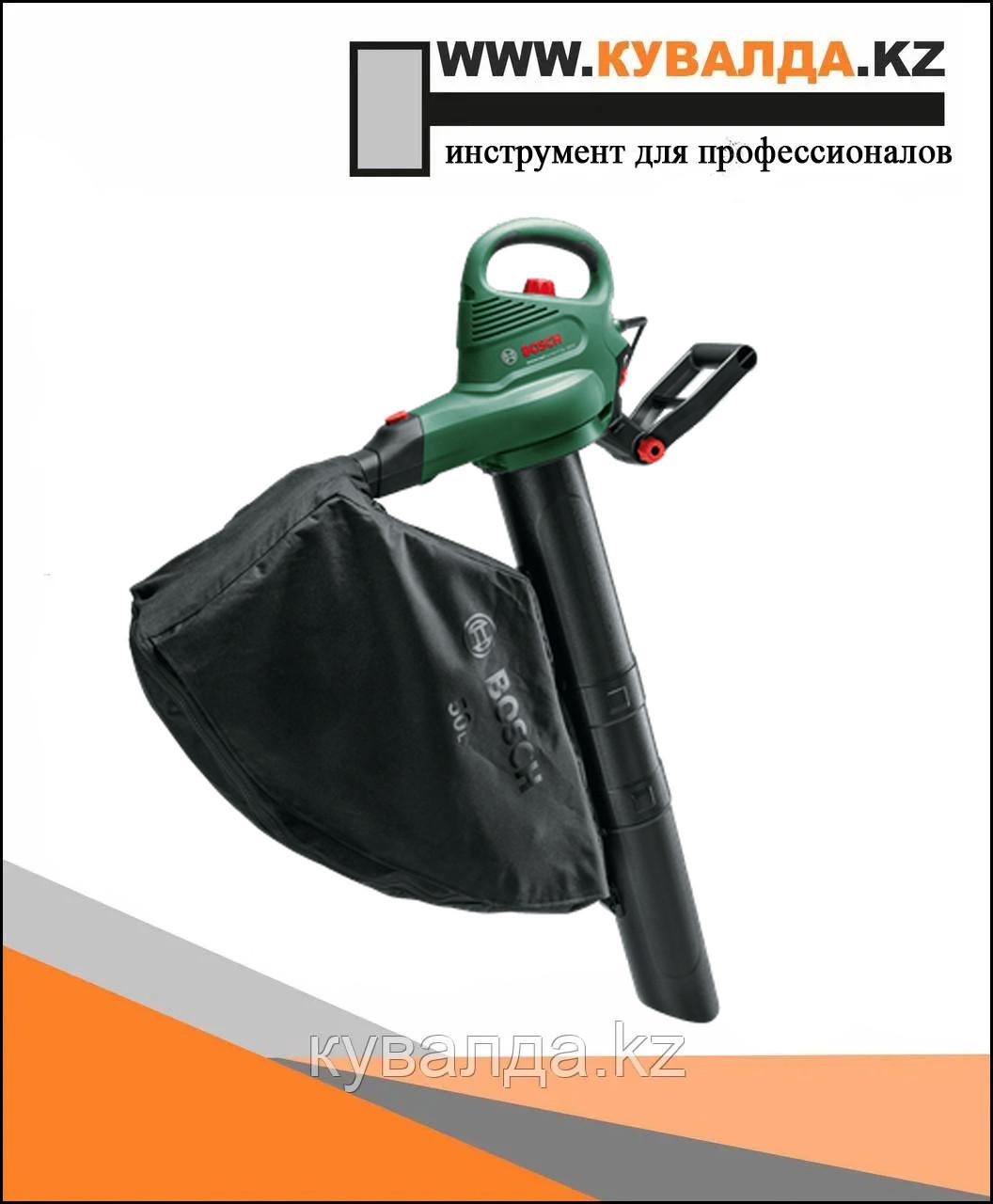САДОВЫЙ ПЫЛЕСОС-ВОЗДУХОДУВКА GardenTidy 3000