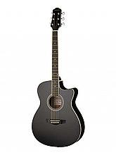 Акустическая гитара с вырезом Naranda TG120CBK