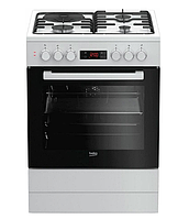 Кухонная плита BEKO FSE-63320DW белый