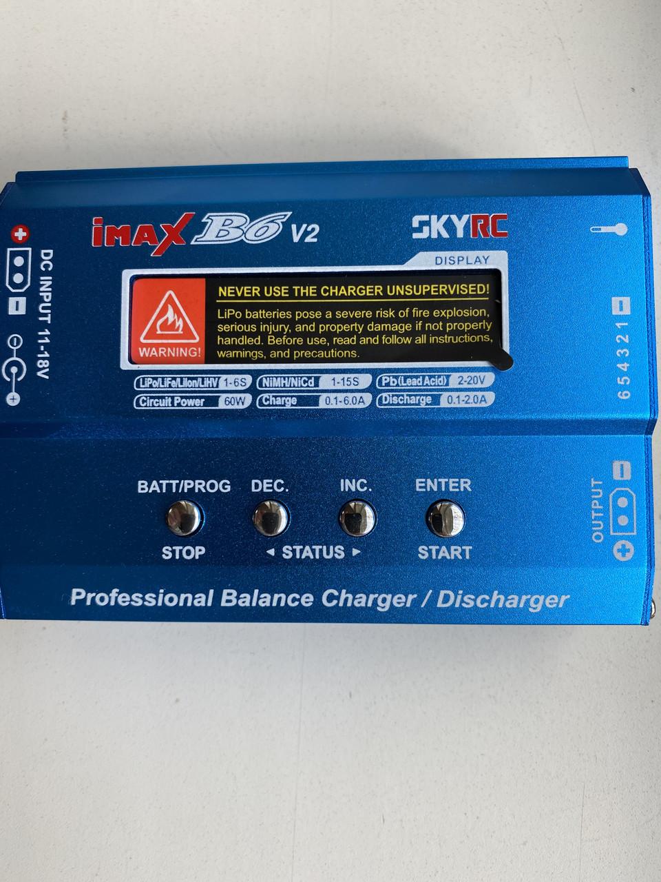 Зарядное устройство IMAX B6 V2 SKYRC, новая модель , оригинал