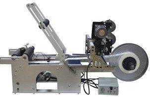 Полуавтоматический этикеровщик для круглых бутылей, 400-600 упак/ч, фото 2
