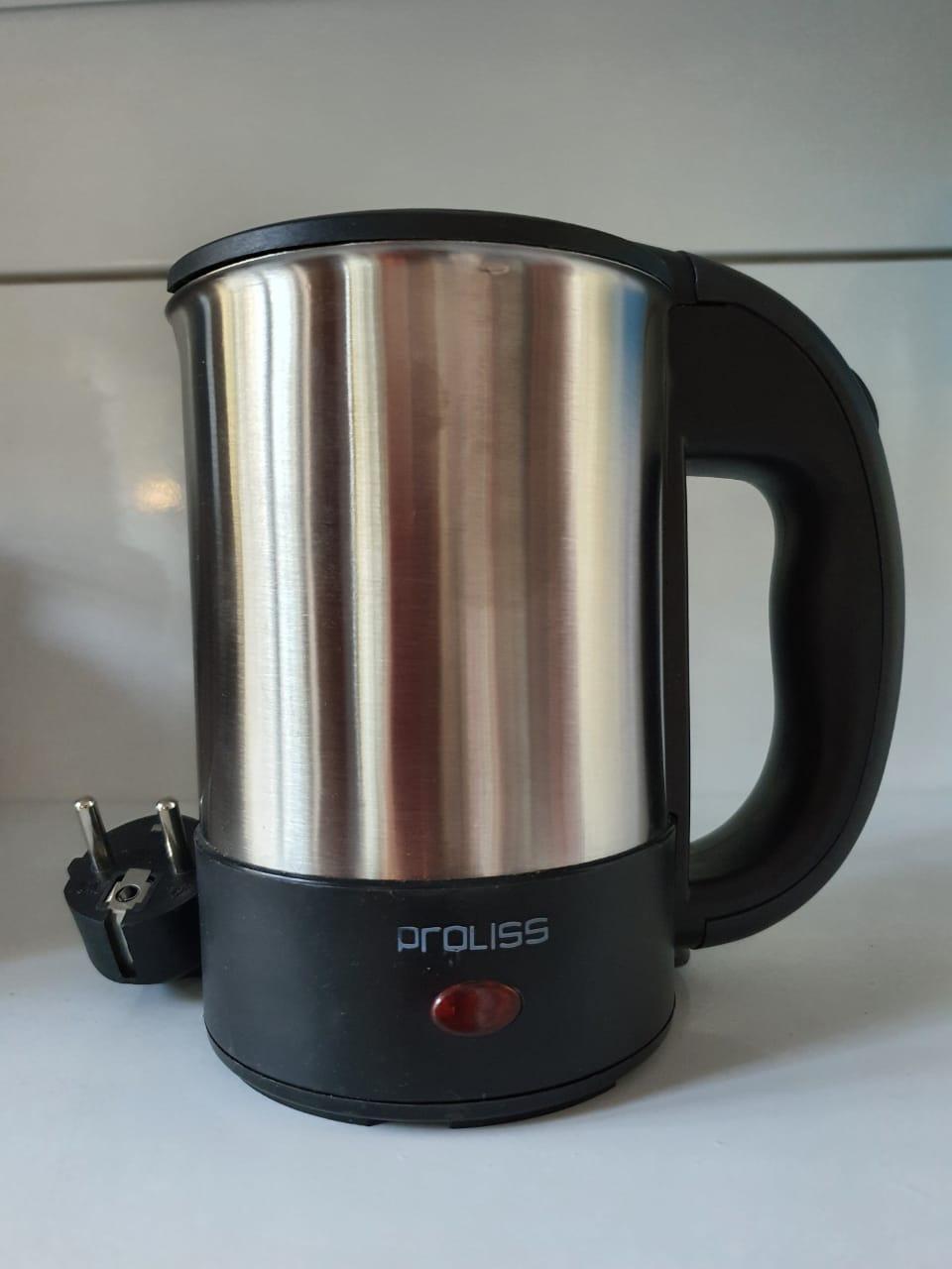 Дорожный чайник Proliss 0.5L