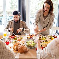 Психология: Основные правила питания при РПП ( Расстройство Пищевого Поведения)