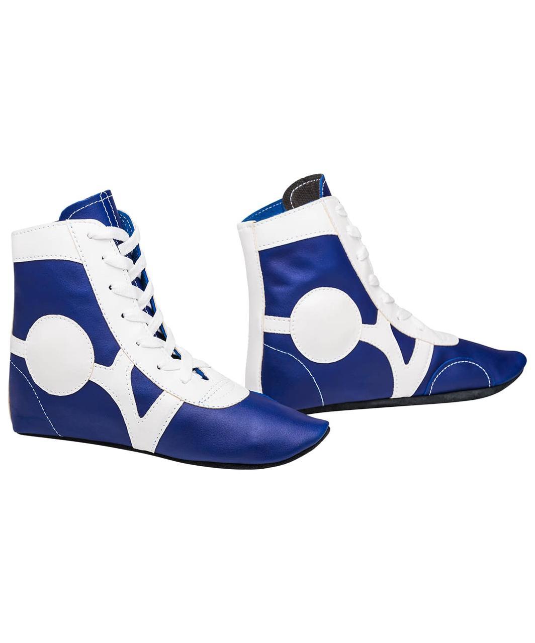 Обувь для самбо , кожа  Rusco