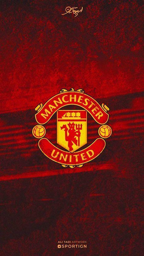 Картина Манчестер на холсте с подрамником