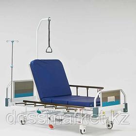 Кровать функциональная механическая RS104-F с принадлежностями